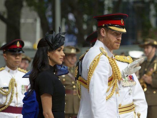 Британские журналисты поймали жену британского принца на многократной лжи