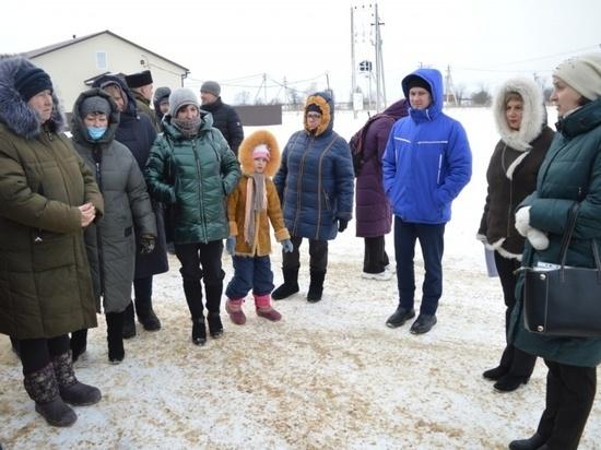 Встреча с жителями восьми аварийных домов прошла в Серпухове
