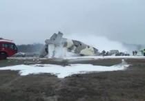 Разбившийся в Алма-Ате Ан-26 принадлежал казахстанским кгбэшникам