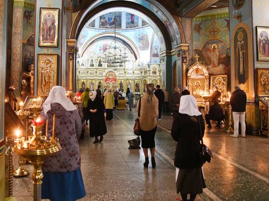 Православные верующие 14 марта отмечают Прощеное воскресенье
