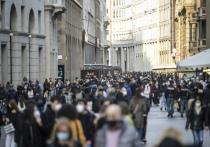 Мрачное «дежавю» наблюдается в Италии, которая год назад одной из первых в Европе ввела массовый карантин из-за нашествия COVID-19