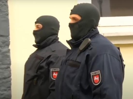 Власти Германии нечаянно выплатили пособия террористам