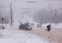 Водителей Забайкалья предупредили об опасности на дорогах из-за снега