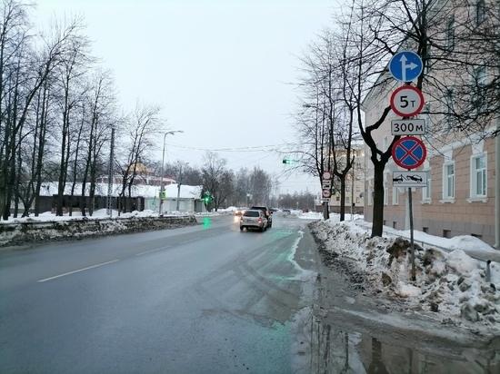 Поворот на проспект Карла Маркса в столице Карелии запретили