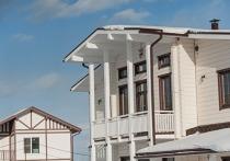 В Челябинске распродают дома в «президентской деревне» на берегу Шершней