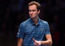 Даниил Медведев поднялся на второе место в рейтинге ATP
