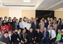 Глава Тывы учредит именную стипендию для студентов Бурятской сельхозакадемии