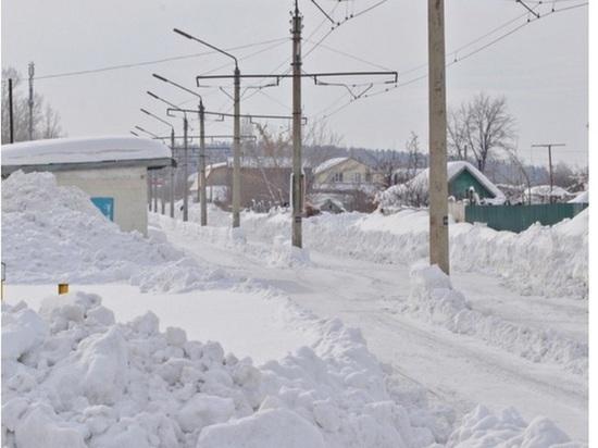 Бийские чиновники заплатят крупный штраф за плохую уборку снега