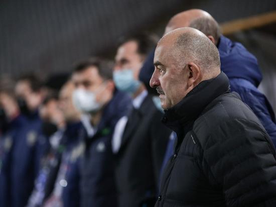 Тренерский штаб сборной России опубликовал состав команды на матчи отбора чемпионата мира-2022