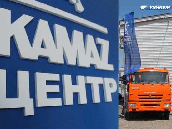 На «КАМАЗе» сделали первый в мире электробус-«гармошку»