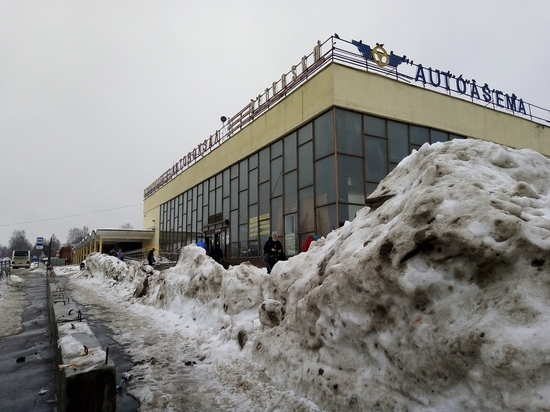 На этой неделе в Петрозаводске начнется реконструкция автовокзала