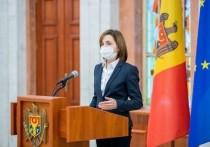Майя Санду одумалась и призывает депутатов парламента к дискуссиям
