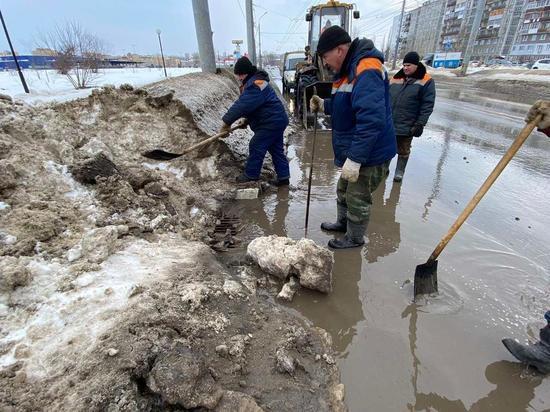 В Нижнем будет объявлен режим повышенной готовности в связи с паводком