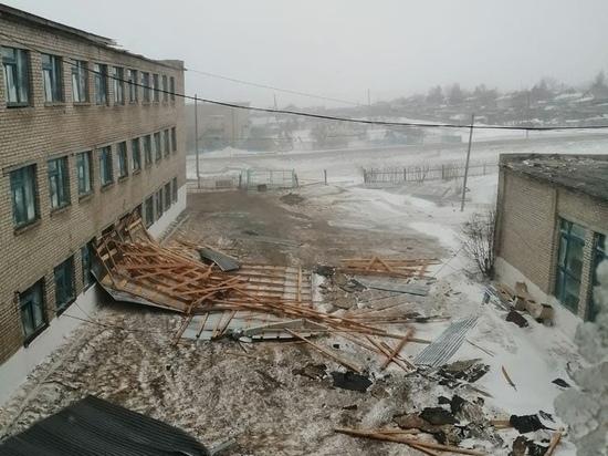 Штормовое бедствие: как и что разрушил сильный ветер в Забайкалье