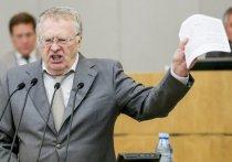 Жириновский назвал предателем депутата Верховного Совета Хакасии Валерия Старостина