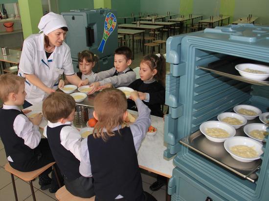 Башкирии выделяют из российской казны 1 млрд 800 млн рублей на школьное питание