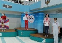 Спортсменка из Пущино стала лучшей на областном Первенстве по плаванию