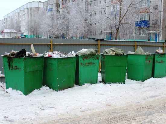Саяногорск не принимает мусорные контейнеры у регоператора, мэр объяснил почему