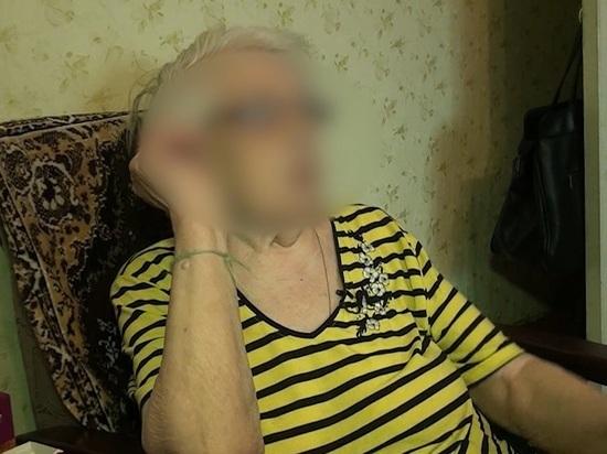Пожилой мужчина ограбил 80-летнюю жительницу Барнаула