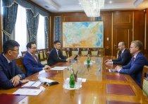 Обсуждена реализация инвестпроектов ПАО «Ростелеком» в Якутии