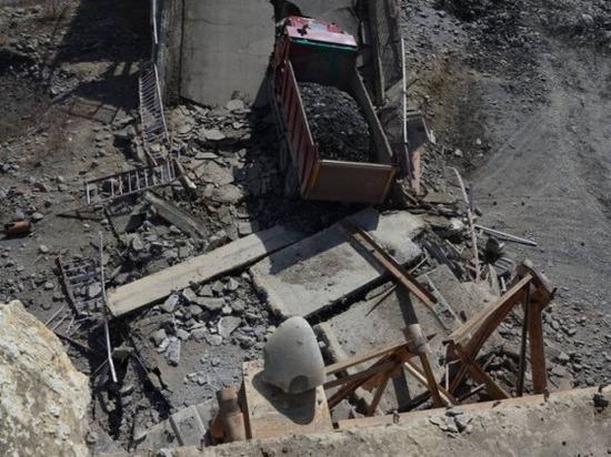 Виновные в обрушении моста в Дагестане понесут ответственность