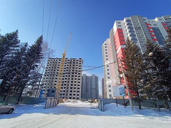 В кемеровском микрорайоне 15А в 2021 году введут в эксплуатацию более 20 тыс квадратных метров жилья