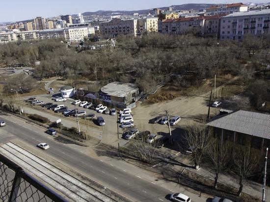 Проект строительства парка у мемориала Великой Победы в Улан-Удэ превратился в долгострой