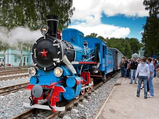 В конце марта возобновятся очные занятия на Детской железной дороге в Нижнем
