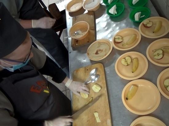 Заключённые сегежской колонии снялись в кулинарном телепроекте «Еда в ИК»