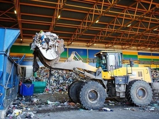 В Ишиме запустили мусоросортировочный завод