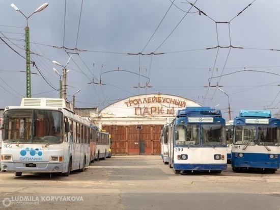 Петрозаводские троллейбусы сохранят стоимость проезда благодаря субсидии