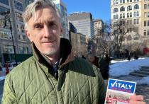 Русский кандидат в мэры Нью-Йорка признал любовь родных к Путину