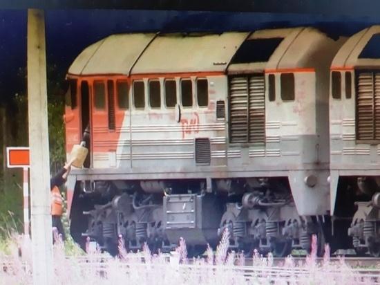 Машинист поезда с помощником пустили под откос свои жизни