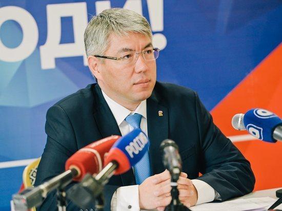 Что стоит за намерением главы Бурятии выдвинуть в Госдуму Вячеслава Дамдинцурунова