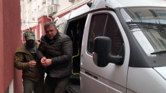 ФСБ показала видео задержания в Крыму украинского шпиона с бомбой