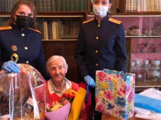 Петербургские следователи взяли под опеку избитую блокадницу