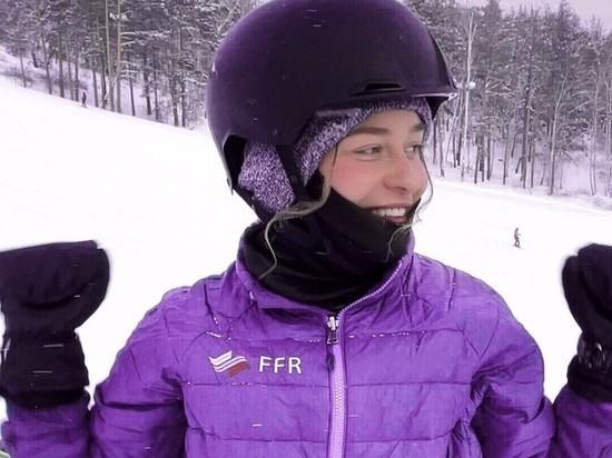 Российская фристайлистка Таталина стала чемпионкой мира
