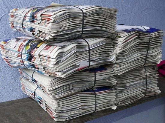 Бумажные гонки: Карельские энергетики насобирали четыре тонны макулатуры
