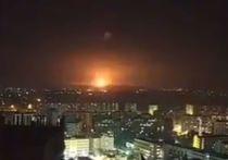 В ночь на 17 марта Военно-воздушные силы Израиля нанесли ракетные удары по окрестностям Дамаска