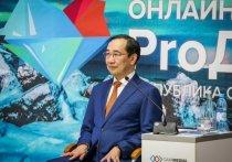 Айсен Николаев рассказал о создании суперкампуса профтехобразования в Якутске