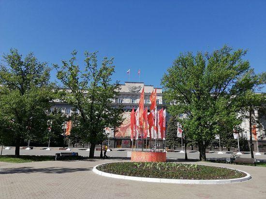 В Оренбурге готовятся масштабно отметить День Победы