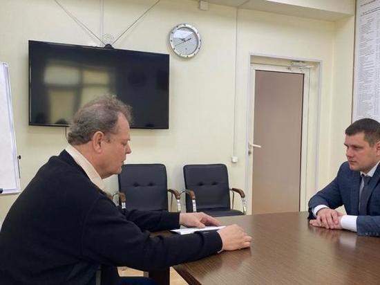На место пойманного на взятке директора «Лесов Хакасии назначили Григория Рипского