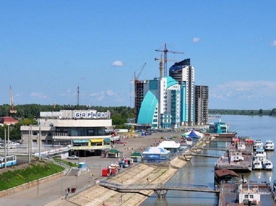 В Барнауле началась подготовка к застройке Речного вокзала