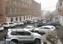 Сильнейший снегопад надвигается на Приморье