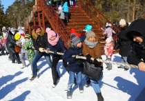 В минувшую субботу, 13 марта, состоялись проводы зимы