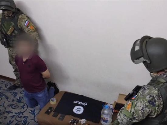 В Майкопе задержали предполагаемого террориста