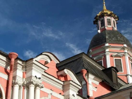 Второй этаж Благовещенской церкви передали РПЦ