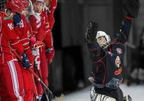 «Саяны» потерпели первое поражение в финальном хоккейном турнире