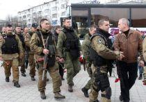 Крымская весна - 2014: история одного кадра