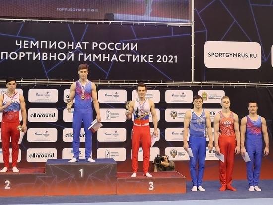 Обнинский гимнаст вошел в сборную команды России